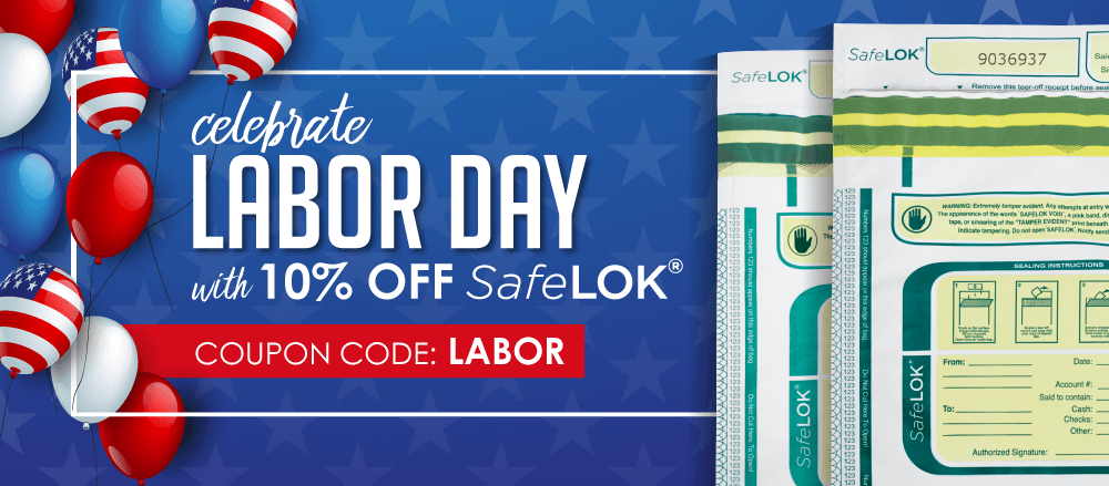 SafeLOK Labor Day Sale