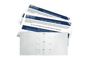 Digital Check/SmartSource Cleaning Card