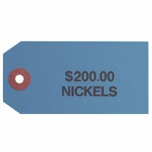#3 Small ID Tags, $200 Nickels