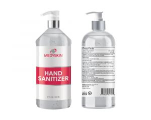 Hand Sanitizer Gel, 32oz Pump Top - 12/ctn - As low as $19.85/ea.