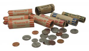 Crimped-End Coin Wrappers