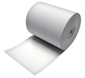 """3.15"""" x 3"""" (273') 1-ply black image thermal roll"""