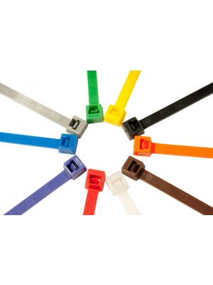 "TieLok 8"" Nylon Cable Tie, Pack"
