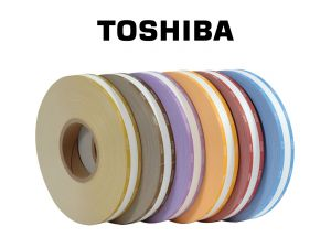 Toshiba Currency Strapping Rolls